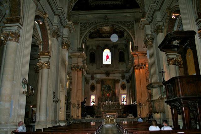 chiesa, duomo, archi, monumenti