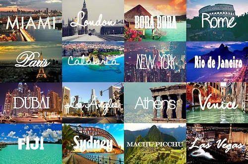 state 20 motivation for travel