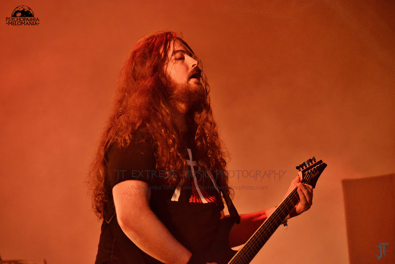 At The Gates @Hellfest 2015, Clisson 21/06/2015