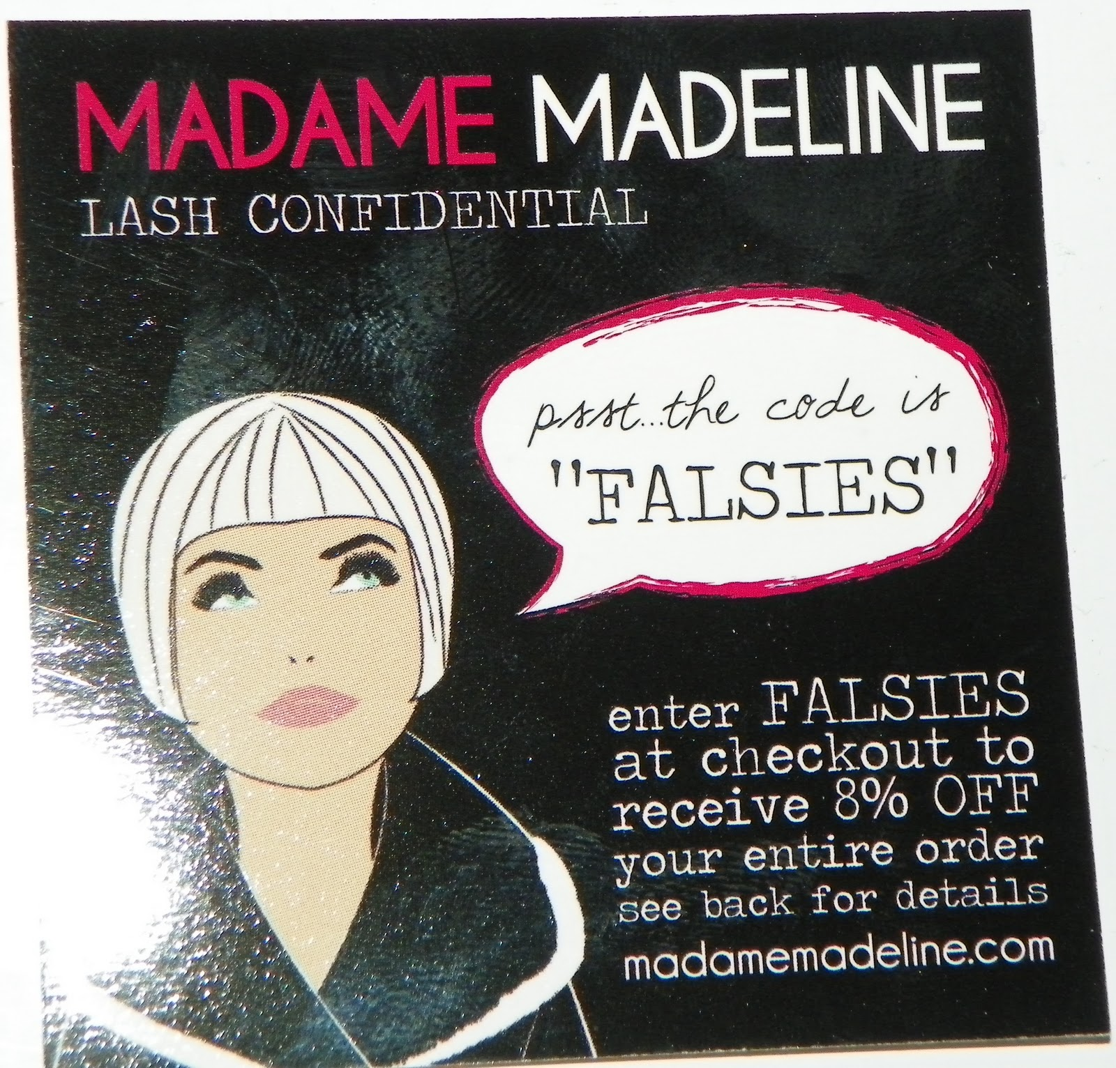 We have 24 Madame Madeline promo codes for you to choose from including 22 coupon codes, 1 sale, and 1 free shipping coupon code. Most popular now: 18% Off Madame Madeline Coupon. Latest offer: 18% Off Madame Madeline Coupon%(6).