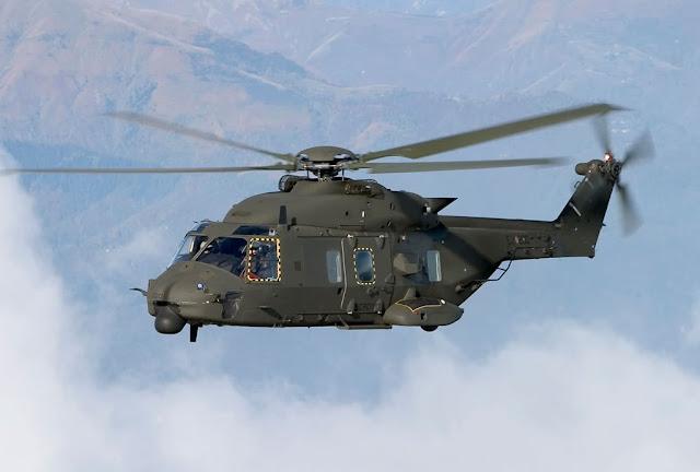 Elicotteri Esercito volo sanitario