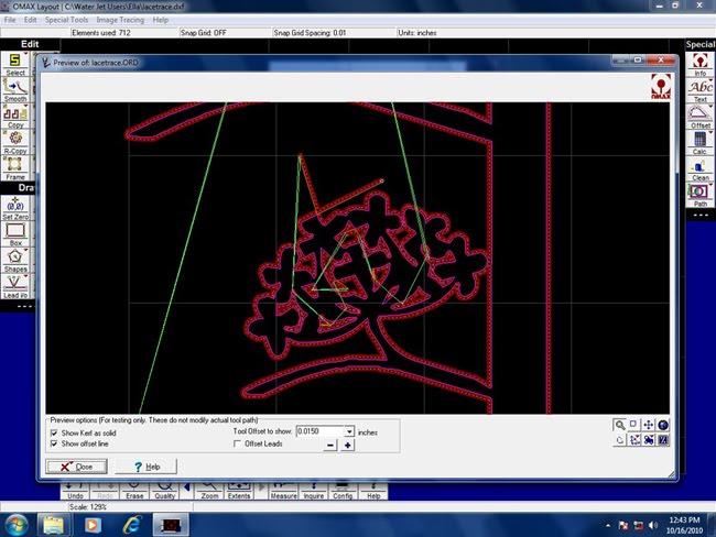 omax layout software