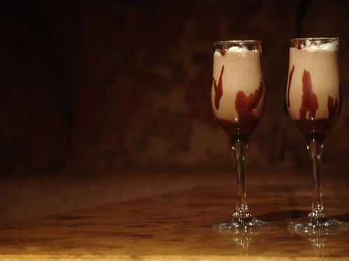 شراب الشوكولاته