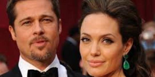 """أنجلينا جولى ترفض العمل مع براد بيت وتنسحب من فيلم """"أفريكا"""""""