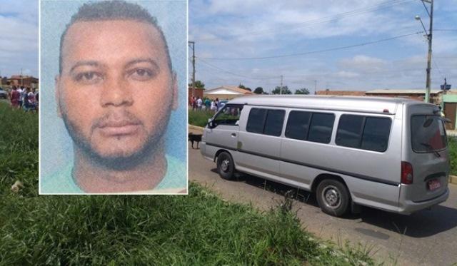 Motorista de Van é assassinado a tiros, em Conquista