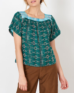 Ace & Jig Emerald Vista Top