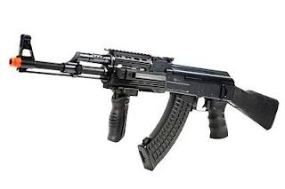 An Airsoft Gun
