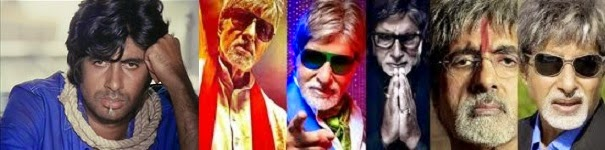 Amitabh Bachchan Past and Present- A 50 Years Struggle