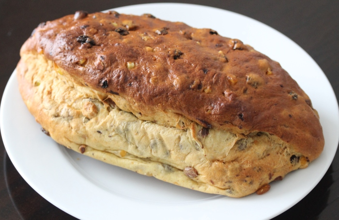 raisin bread loaf | paasstol
