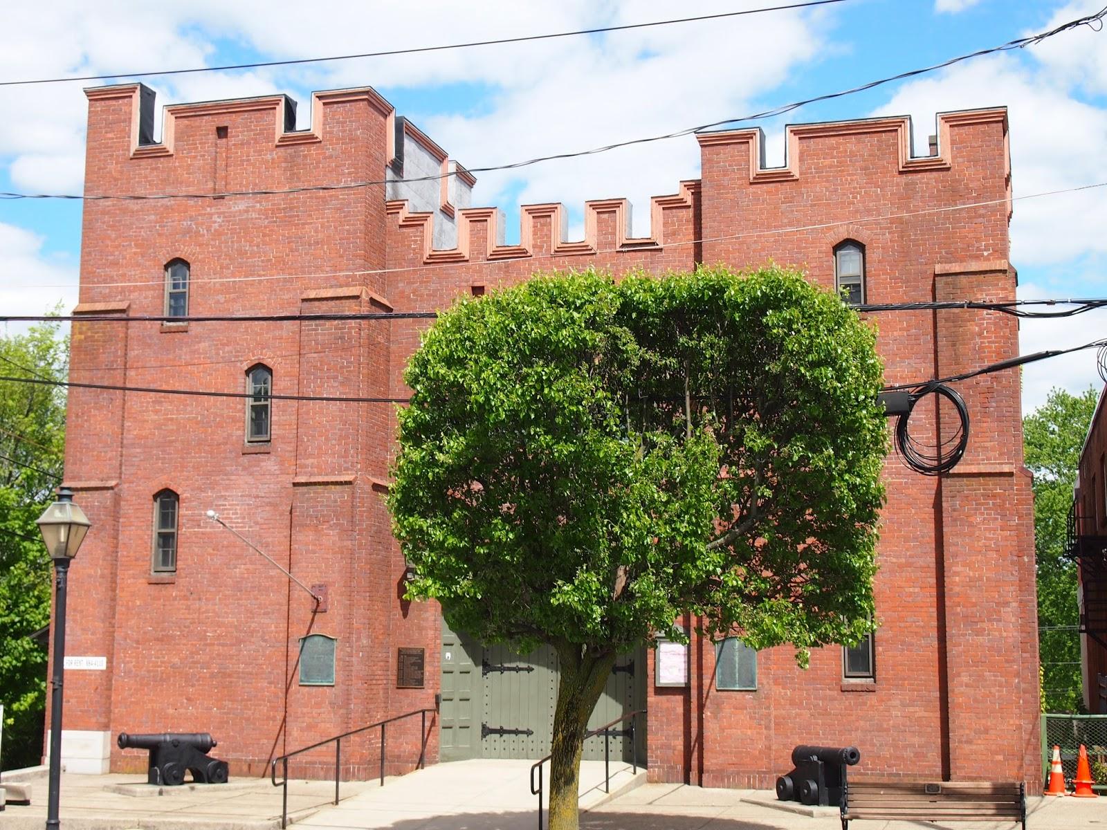 armory in east greenwich rhode island