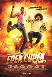 Download Film Epen Cupen The Movie (2015) DVDRip