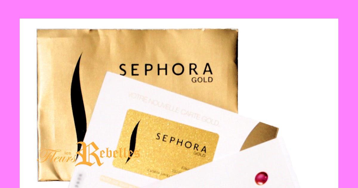 Carte Black Gold Sephora.Ma Gold Et Moi Sephora Je Crois Qu On A Un Probleme