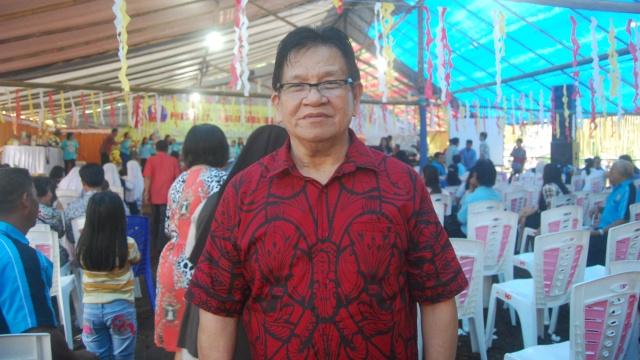 Perayaan Pesta Pelindung Paroki ST. Paulus Lembean di Desa Treman Sukses