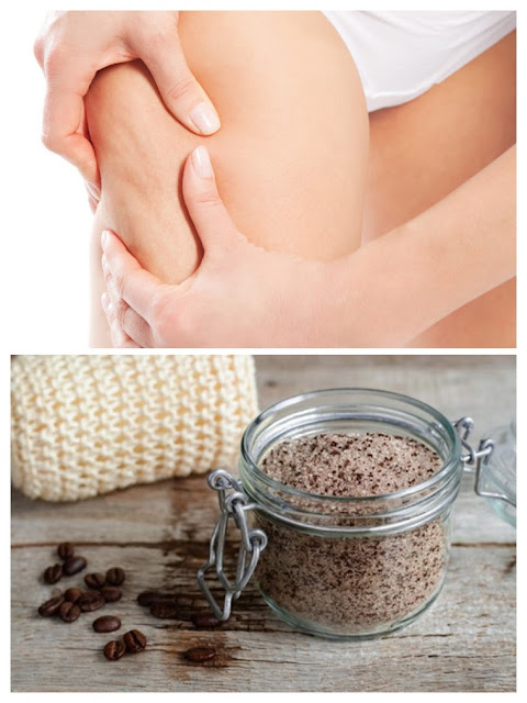 Piling Of Coffee – Removes Cellulite And Nourishes The Skin