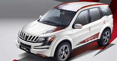 2017 Mahindra XUV500 Sportz Limited Edition Hd Image