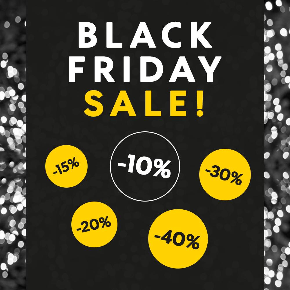 Lights And Shadows: #Shopping: Black Friday