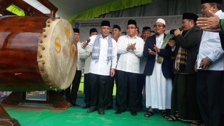Syiarkan Al Qur'an, Muliakan Ulama