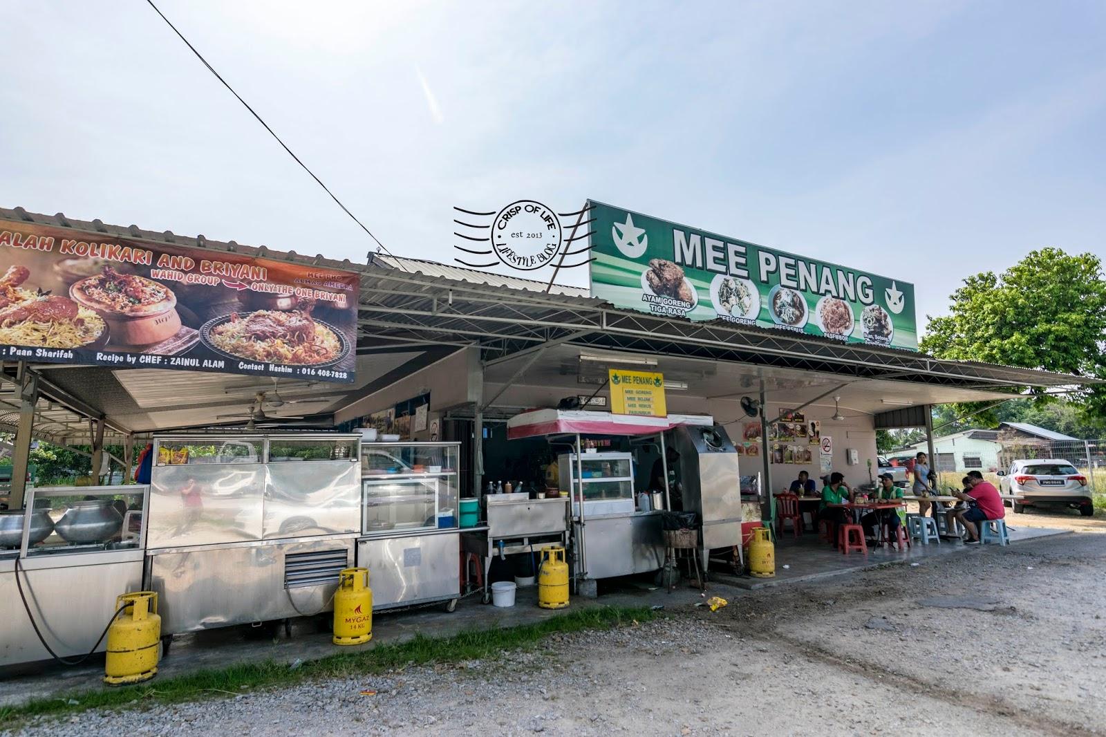 Mee Penang Bukit Tambun at Simpang Ampat, Penang