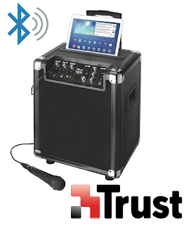 TRUST 21216 ALTOPARLANTE BLUETOOTH 60W