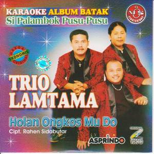 Trio Lamtama - Holan Ongkos Mu Do (Full Album)