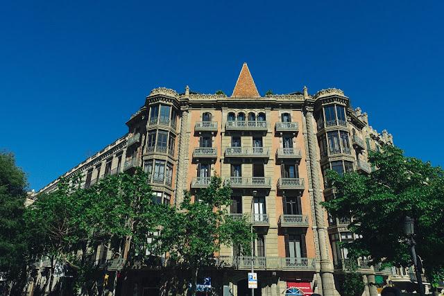 カサ・フランセスク・ファレーラス(Casa Francesc Farreras)