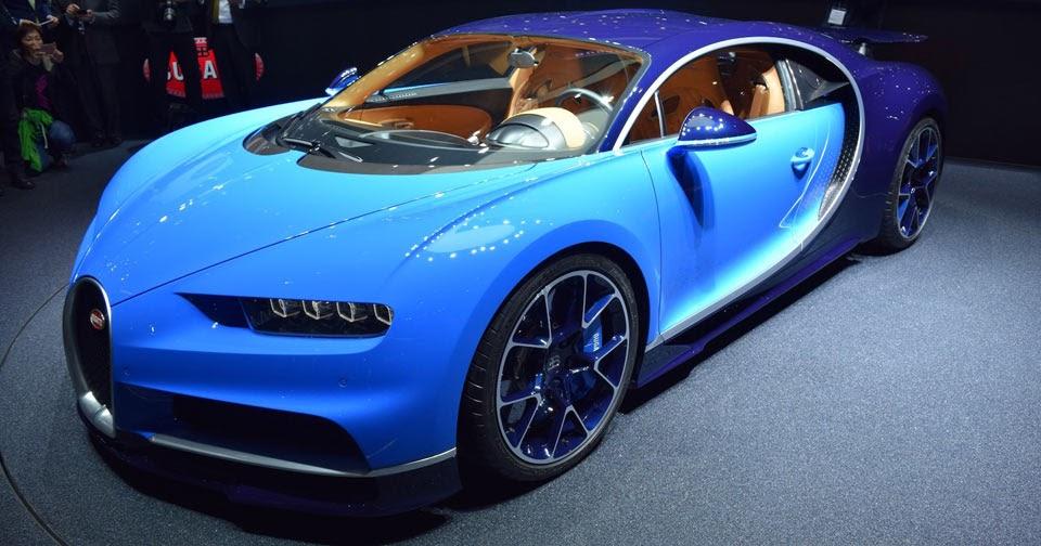 A Bugatti Chiron For $1.2 Million? Yep, Must Be Legit