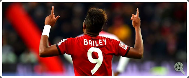 Leon Bailey Leverkusen