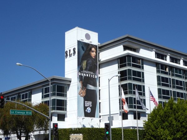 Quantico season 1 billboard