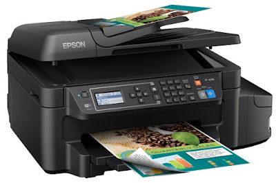 Download Driver Epson WorkForce ET-4550