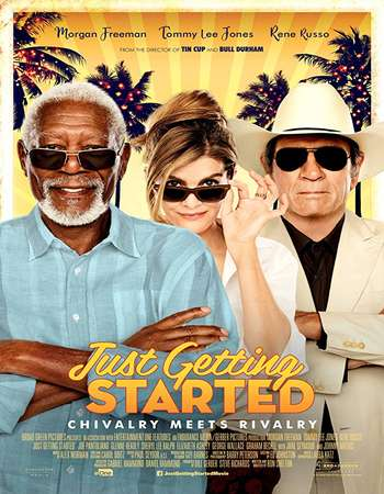 Just Getting Started 2017 Full English Movie BRRip Download
