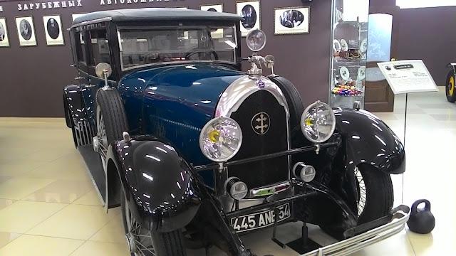 Lorraine-Dietrich B36