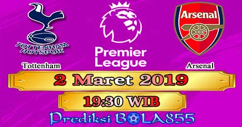 Prediksi Bola855 Tottenham vs Arsenal 2 Maret 2019