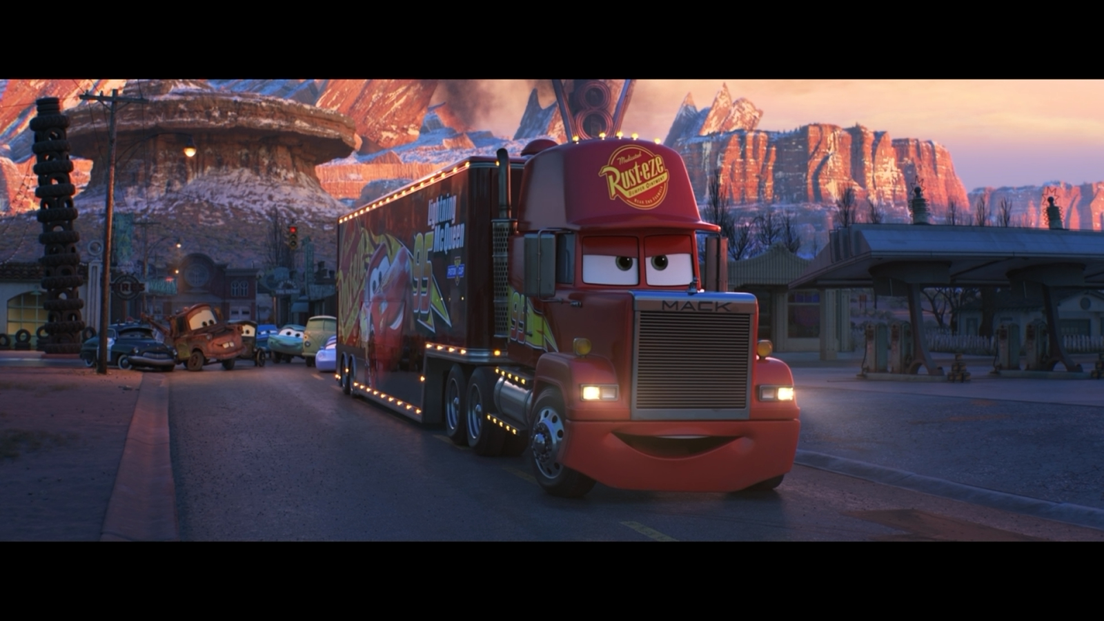 Cars 1080p french