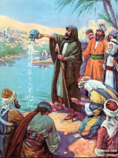 Seven Miracles Elijah