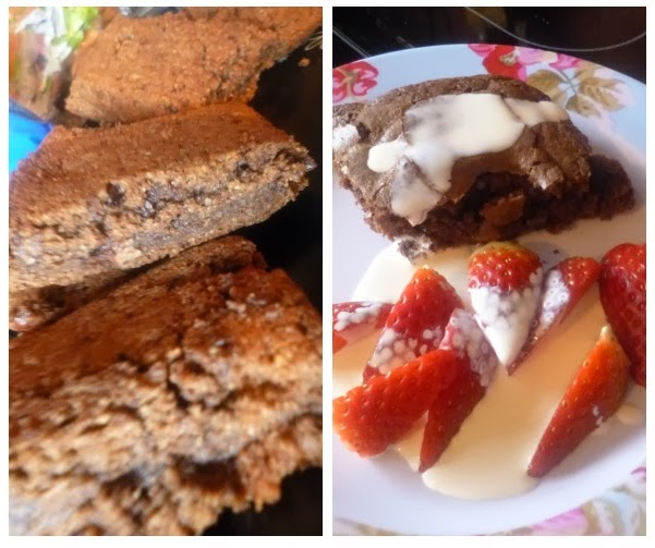 Yorkshire Blog, Mummy Blogging, Parent Blog, Brownies, Chocolate Brownies, Recipe, Almond, Orange,