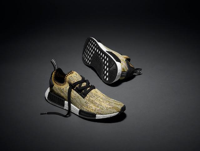 Der adidas Originals NMD_R1 Primeknit Goldgelb polarisiert richtig | Top oder Flop ?