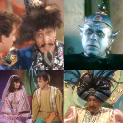 Fotos do Teatro dos Contos de Fada - Aladdin e a Lâmpada Maravilhosa