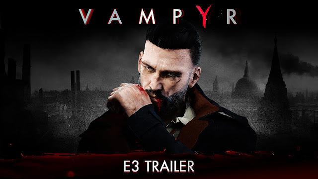 تحميل لعبة مصاص الدماء فامبير Vampyr للكمبيوتر برابط واحد مباشر مضغوطة من ميديا فاير مجانا