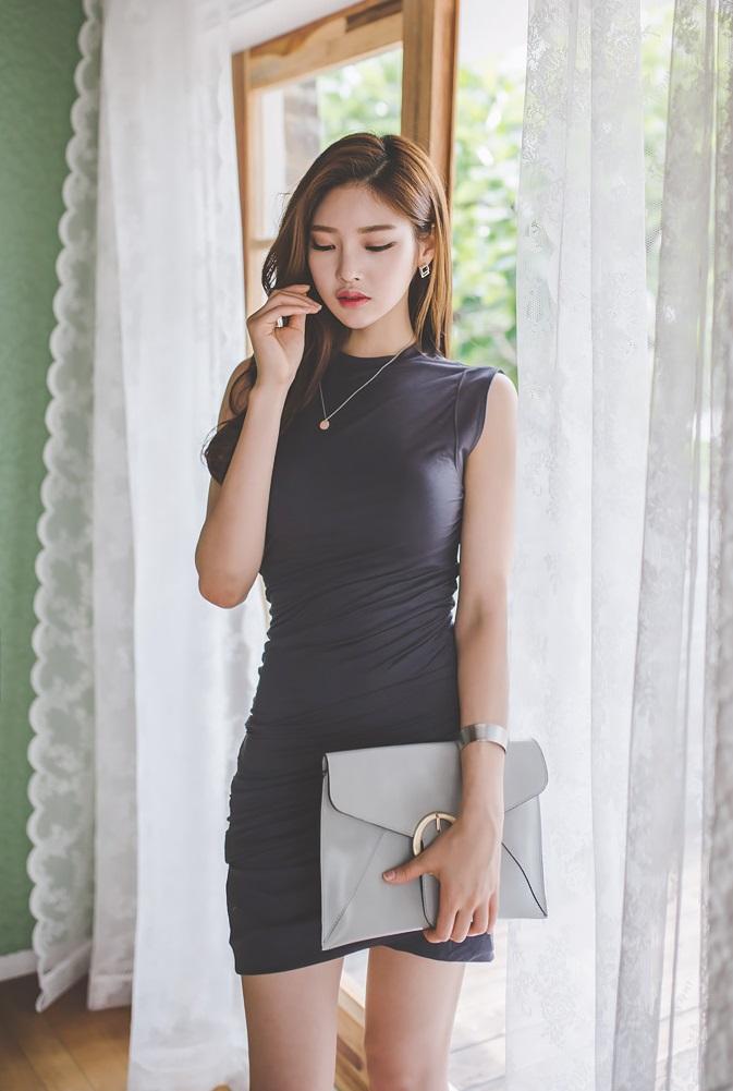 sexy south korean babe cum