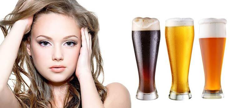 Les vitamines dans les ampoules du groupe pour les cheveux dans les ampoules