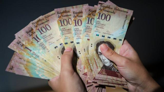 Extienden hasta el 20 de julio circulación de billetes de Bs 100