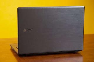 Spesifikasi Acer Aspire E15