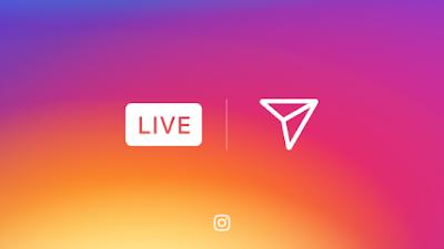 Cara Menggunakan Fitur Live Pada Aplikasi Instagram