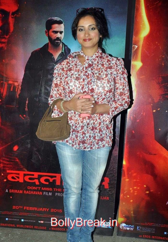 Divya Dutta, Radhika Apte Hot Images At 'Badlapur' Special Screening
