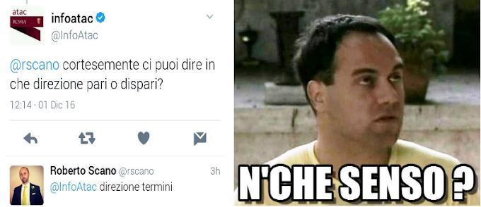 Il linguaggio oscuro della Metro di Roma