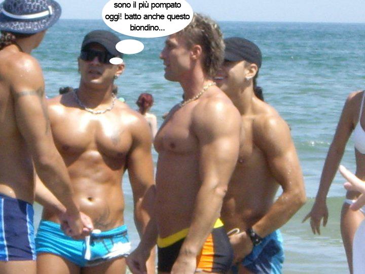annunci gay sadomaso maschio muscoloso