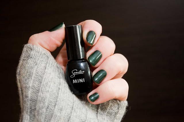 Dark Green Pearl nr 079 marki Semilac
