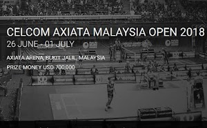 Akhirnya Kevin/Marcus Maju ke Perempat Final Badminton Malaysia Open 2018