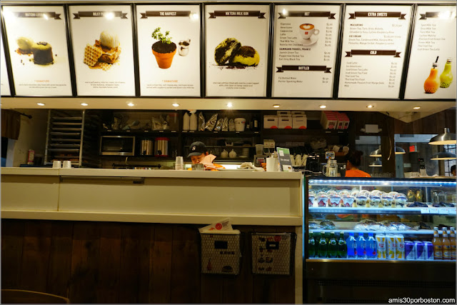 Spot Dessert Bar, Nueva York