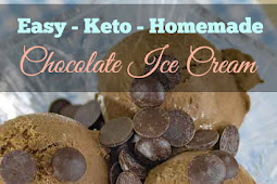 Easy Keto Chocolate Ice Cream Recipe - Rich & Creamy